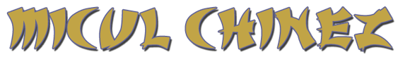 Micul Chinez Logo